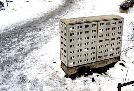 EVOL, urban art