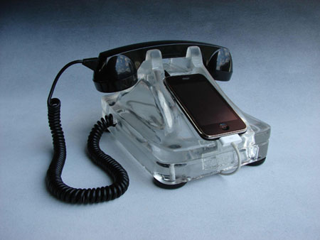 iPhone telephone