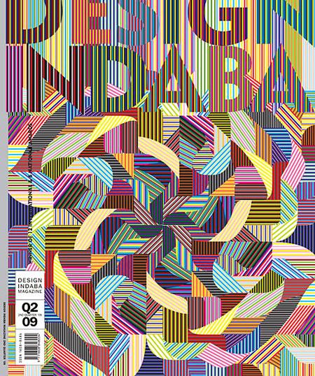 Design Indaba: poster by Marian Bantjes