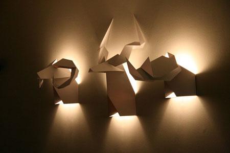 Hunter's origami