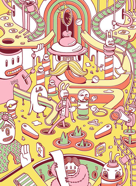Illustrations by Bros Mind studio