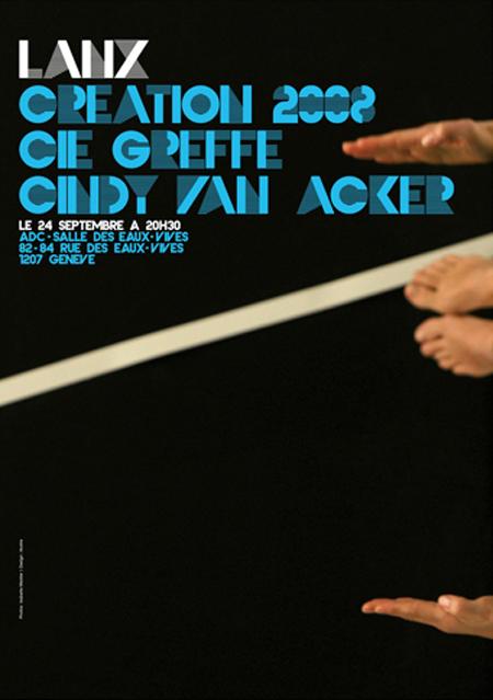 Cindy van Acker posters