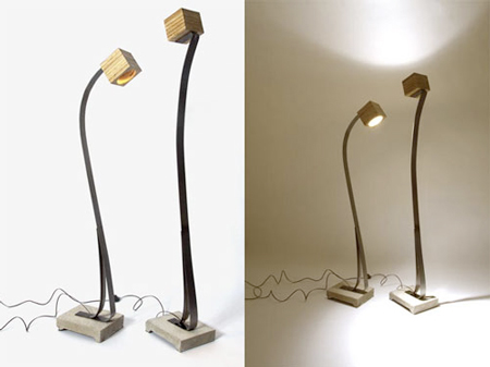 Stalb Lamps by Kassen Lifestyle