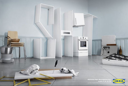 IKEA advertising campaign