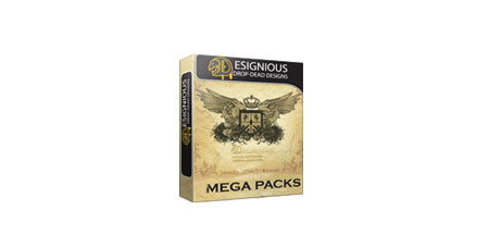 Designious vector pack giveaway: 5 vector mega packs to win
