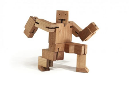 Cubebot toys