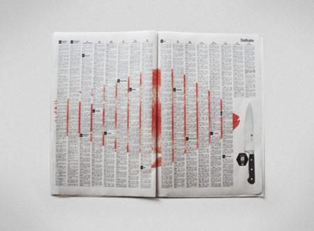 Carulla Knives Campaign