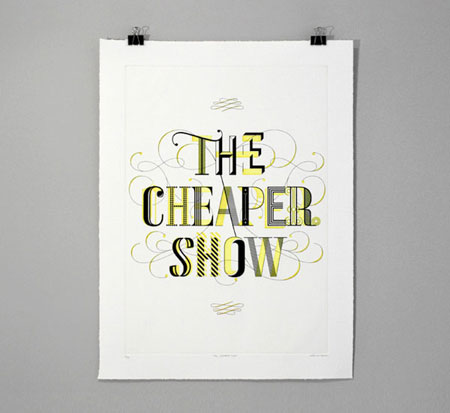 The Cheaper Show poster