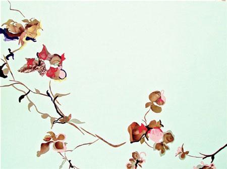 Yun Bai's art