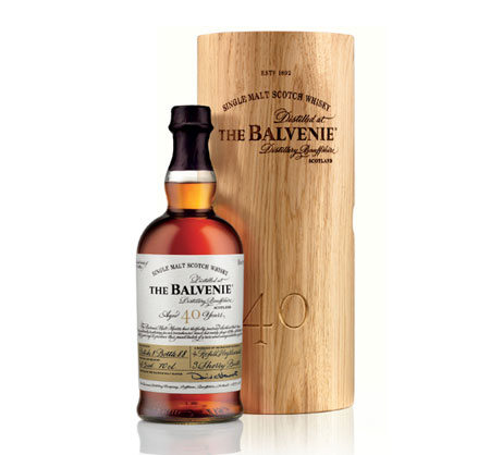 Hand crafted packaging for a handcrafted single malt whisky