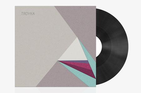 Troyka vinyl cover