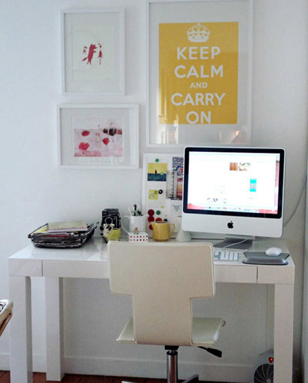 30 Enviously Cool Home Office Setups Designer Daily