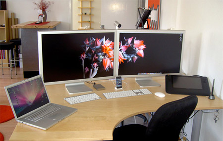 30 enviously cool home office setups - designer daily: graphic and