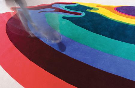 Toko design: infographiti rug
