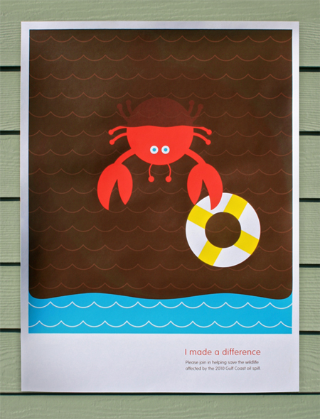 Gulf Oil Spill Restoration Fund Poster