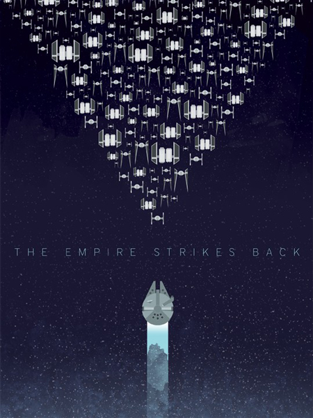 Star Wars Prints by Andy Helms