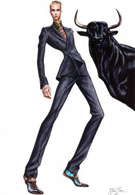 20 Examples Of Great Fashion Illustration
