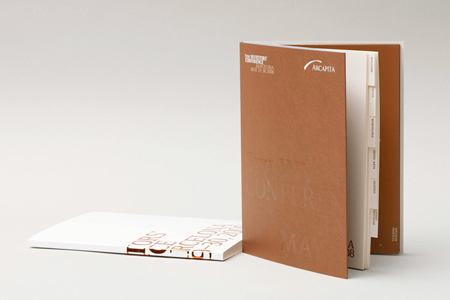 Arcapita brochure by Morse studio