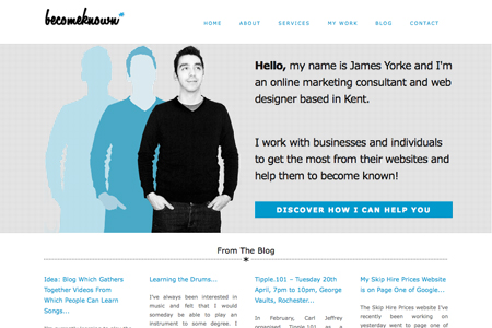 15 Examples Of Good Online Portfolios Designer Daily