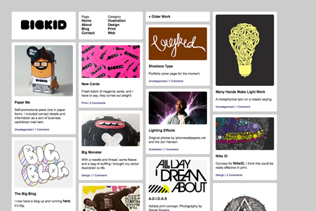15 Examples Of Good Online Portfolios