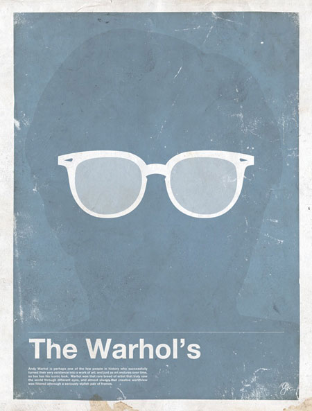 Iconic Eyewear Posters