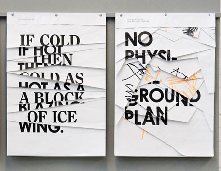 Martine Mathijsen typography