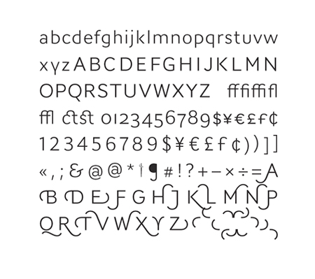 14 cool free fonts