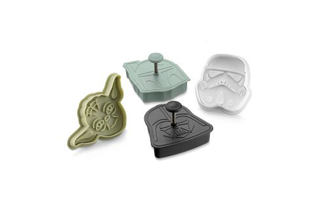 Star Wars cooking gears