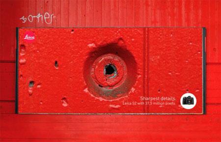 Leica sharpest details campaign