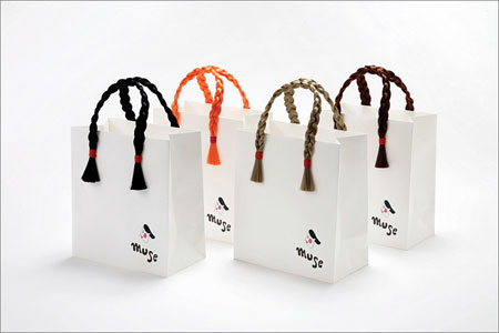 10 creative shopping bag designs - Designer Daily: graphic and web ...