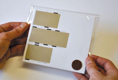 MVSICA CD packaging
