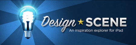 Design Scene: explore inspiring designs on your iPad