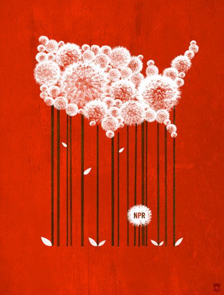 2011 NPR calendar