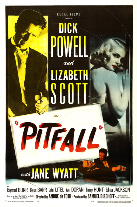 The greatest film noir posters