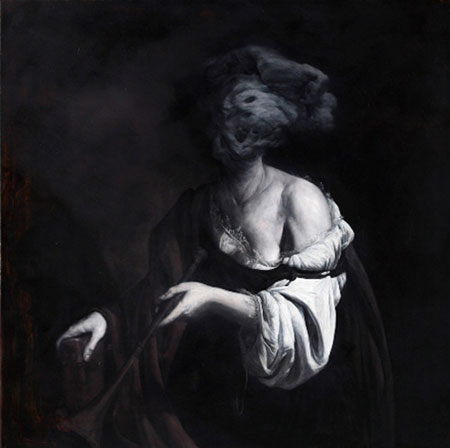 Paintings by Nicola Samori