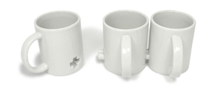 Link Mugs by Thelermont Hupton