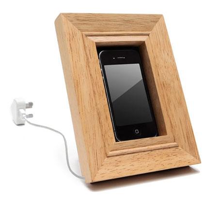 Mobile Frame Holder