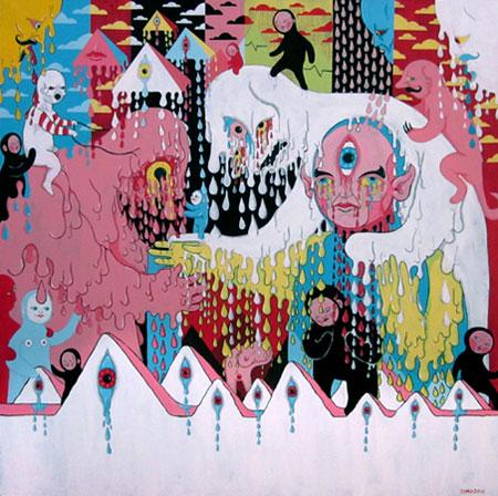 Illustrations by Dimitri Drjuchin