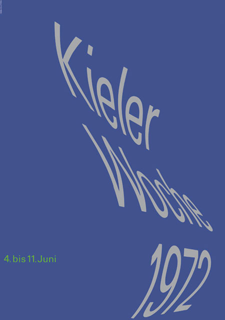 Images from the new Kieler Woche book