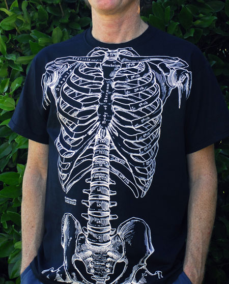 Anatomical Edu-Wear