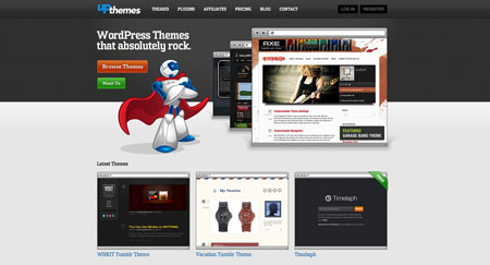 13 Premium WordPress/Tumblr Themes + 2 WP Plugins for $49