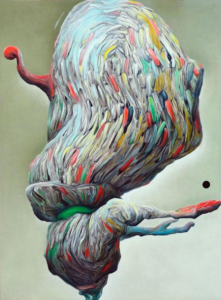 Artworks by Glenn Brown