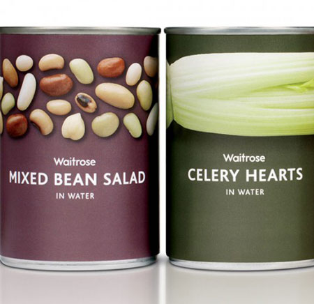 Waitrose packaging