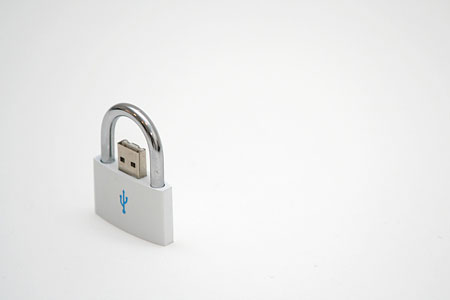 Datenschutz: lock your data