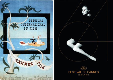 The Posters of the Cannes Film Festival
