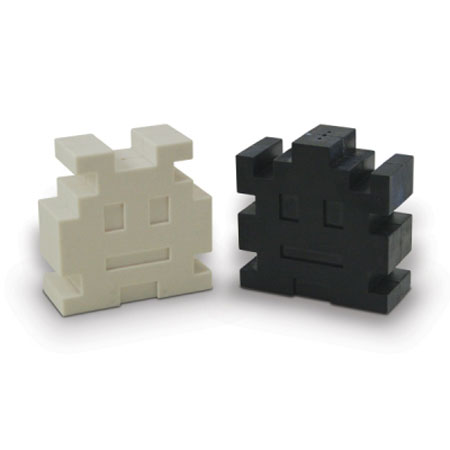 Retro Arcade Salt & Pepper