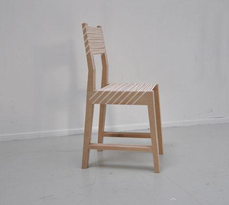 Triplette chair