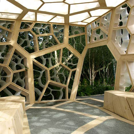 Eureka Pavilion by NEX and Marcus Barnett
