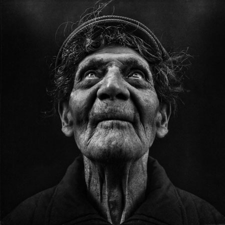 Lee Jeffries Portraits