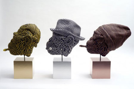 Sculptures by Mozart Guerra